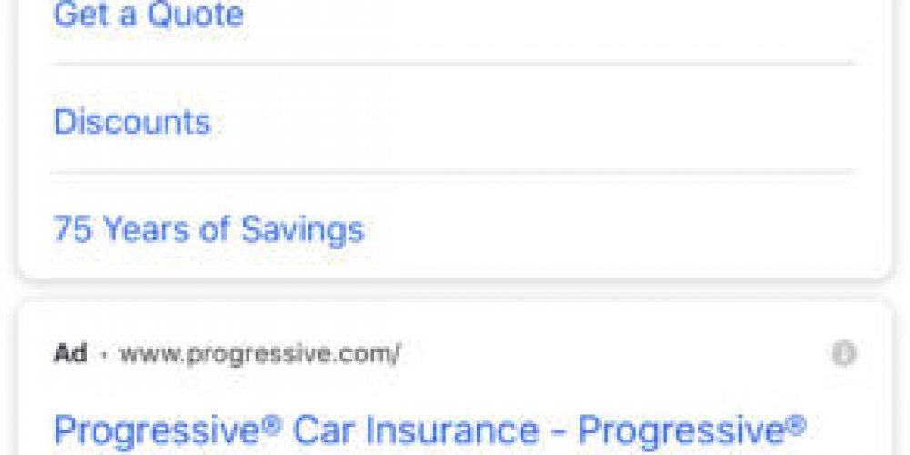 Google blows up ad headline font in new test