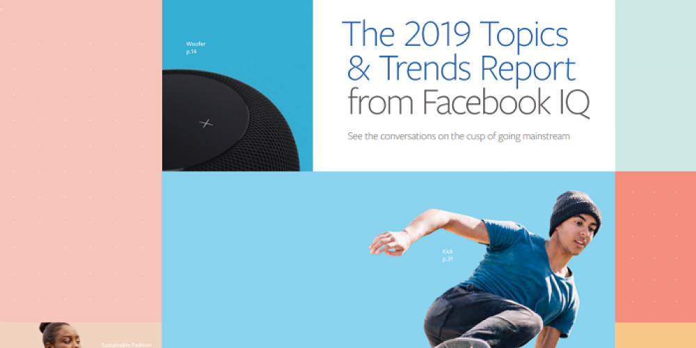 Facebook Publishes New Listing of Key Trends Set to Gain Momentum in 2020