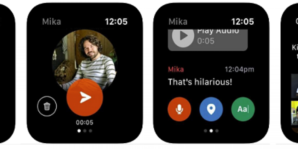 Facebook Launches New App for Apple Watch to Help Stay in Touch With Close Connections
