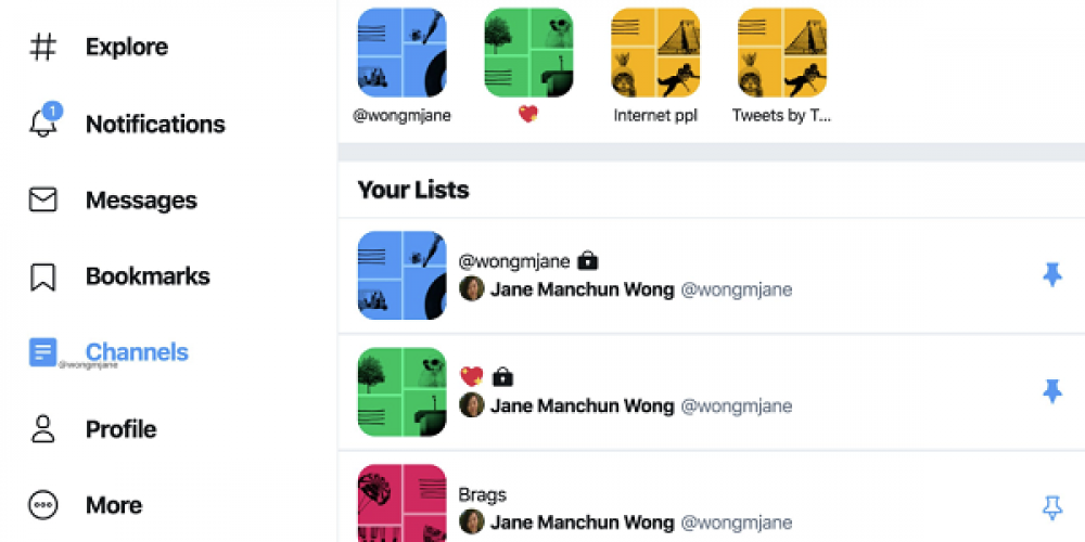 Twitter May Soon Change Its 'Lists' Tab to 'Channels' in an Effort to Boost Content Exposure