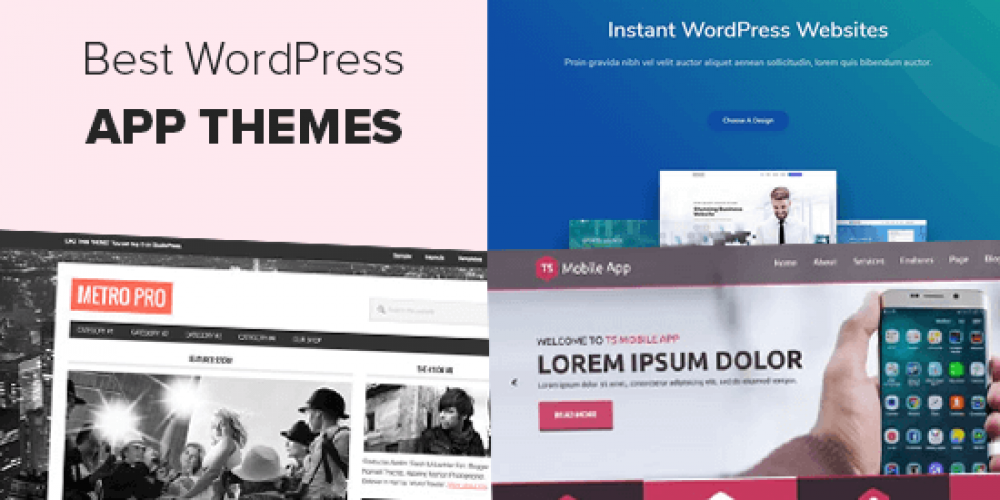 21 Best WordPress Themes for Apps (2020)