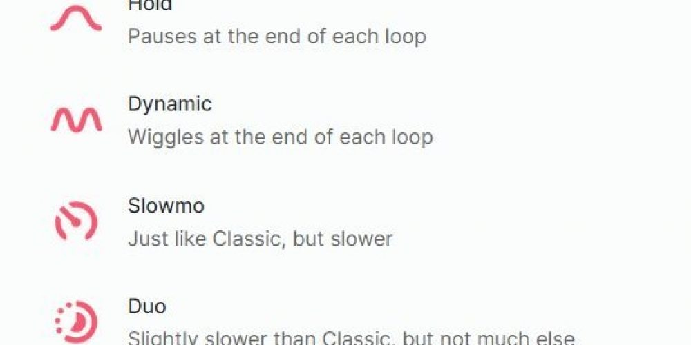 Instagram Adds New Boomerang Modes and Capability to Trim Boomerang Loops