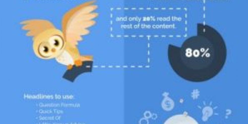 How to Create Incredible Website Content and Generate Loads of Traffic [Infographic]