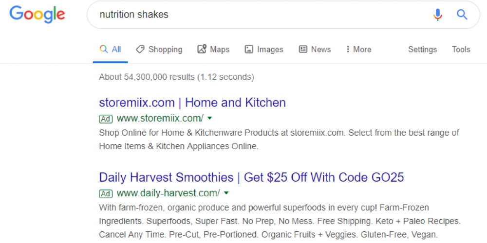 Daily Harvest Shows How to Increase Signups with Unique Post-Click Experiences (4 Examples)