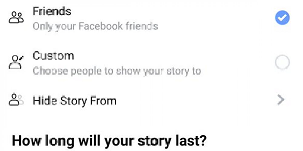 Facebook Is Testing Longer-Lasting Stories, With an Option to Keep Stories Active for 3 Days