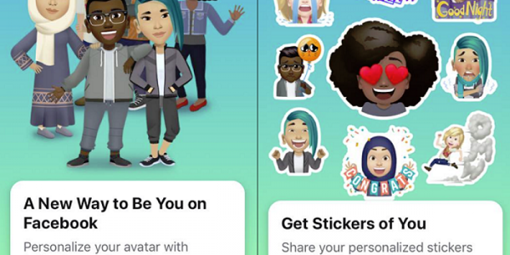 Facebook Expands Access to its Cartoonish 'Avatars' to European Users