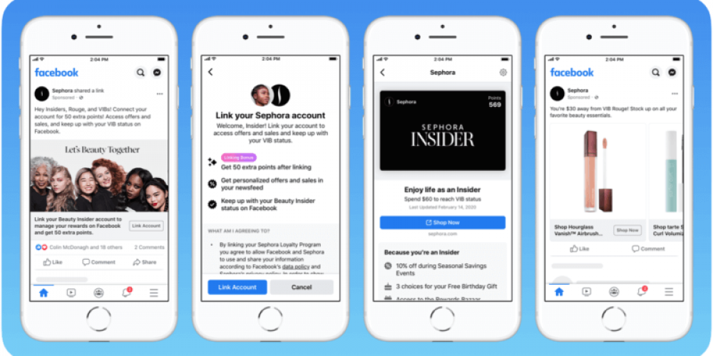 Facebook's Testing a New Option Which Would Connect Brand Loyalty Programs to In-App Activity