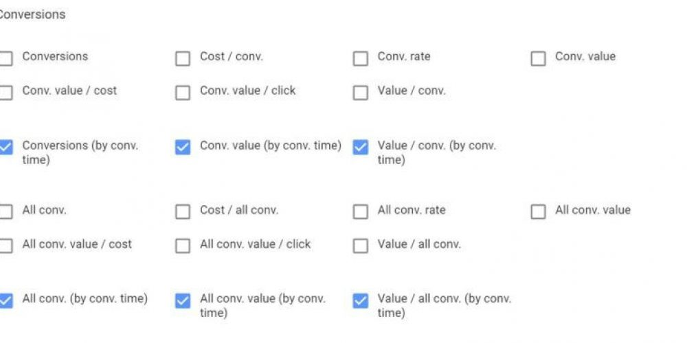 Google Ads debuts 'conversions by time' reporting