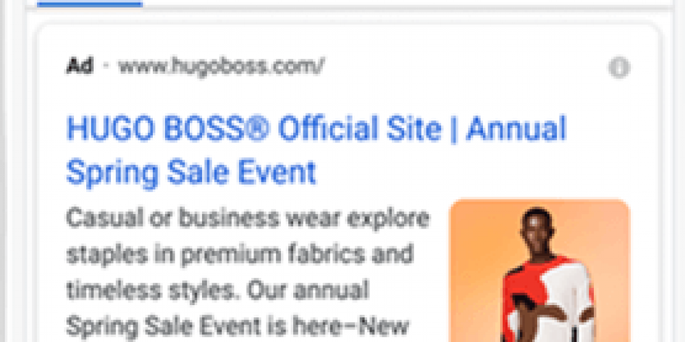 Google opens image extension beta, adds countdowns to responsive search ads