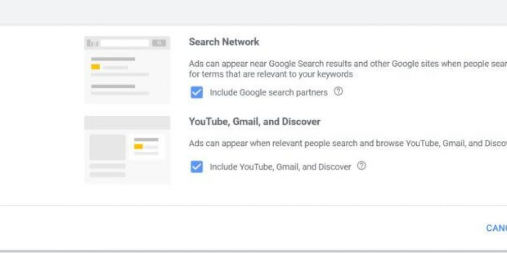 Now, get your Google Shopping ads on Gmail, Discover, YouTube