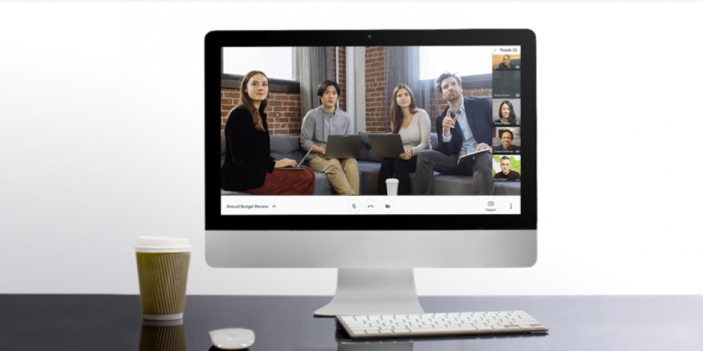 Google Makes Enterprise Video-Conferencing Capabilities Available to All Amid Coronavirus Concerns
