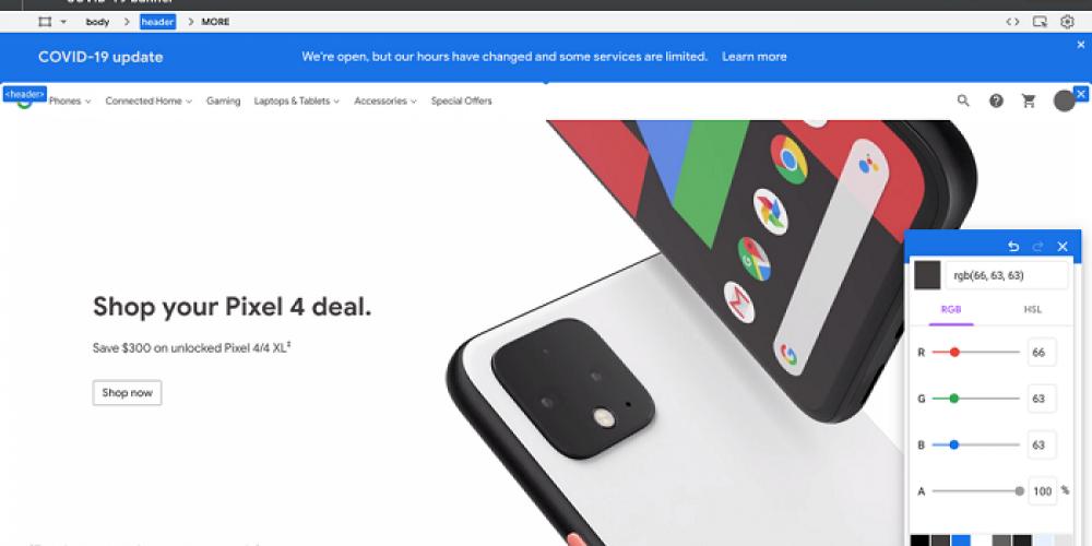 Google Provides New COVID-19 Notification Tools for Websites via Google Optimize
