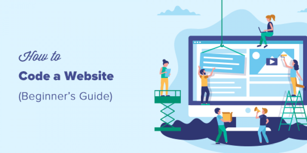 How to Code a Website (Complete Beginner's Guide)