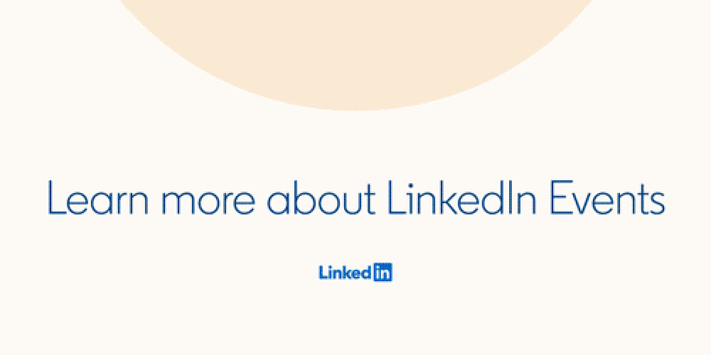 LinkedIn's Merging its Live-Streaming and Events Tools for Virtual Events