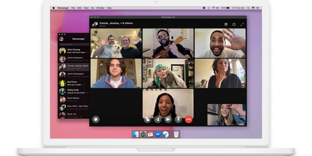 Facebook Announces Full Launch of Messenger Desktop App for MacOS and Windows