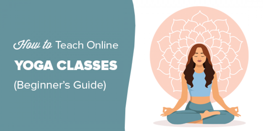 How To Teach Online Yoga Classes with WordPress
