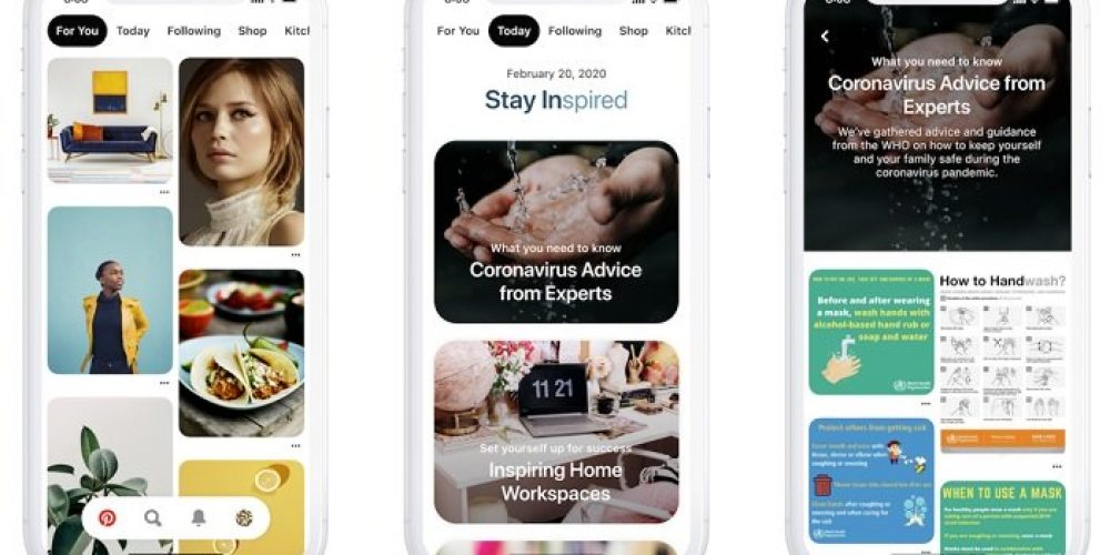 Pinterest Adds New 'Today' Discovery Listing to Highlight Trending Ideas and Inspiration