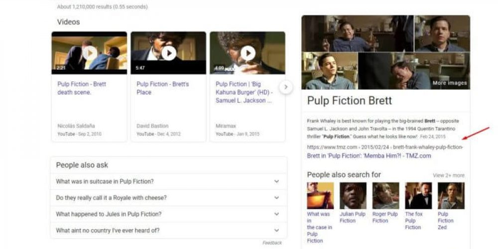 Google's right-sidebar featured snippets are no more
