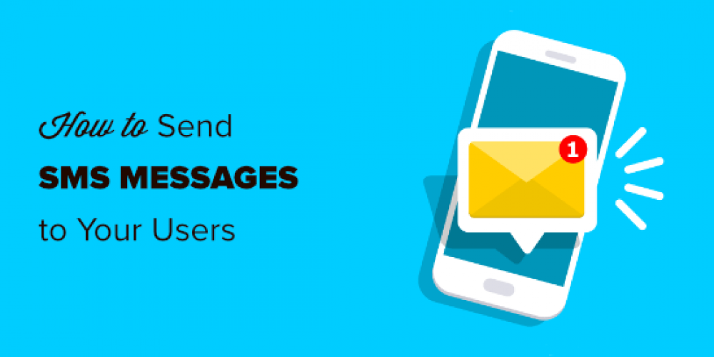 How to Send SMS Messages to Your WordPress Users