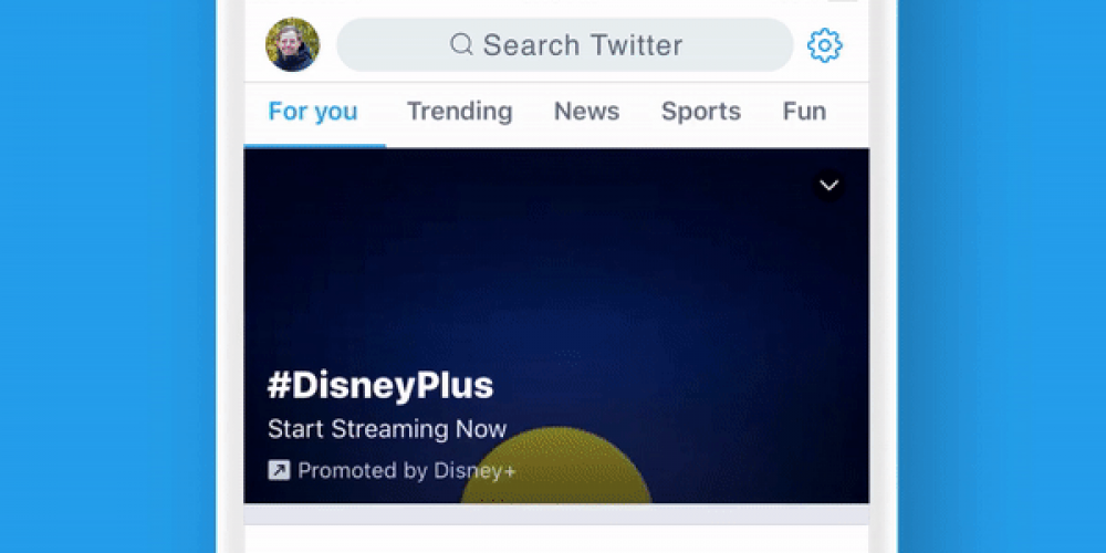 Twitter Officially Launches its 'Promoted Trend Spotlight' Ad Option