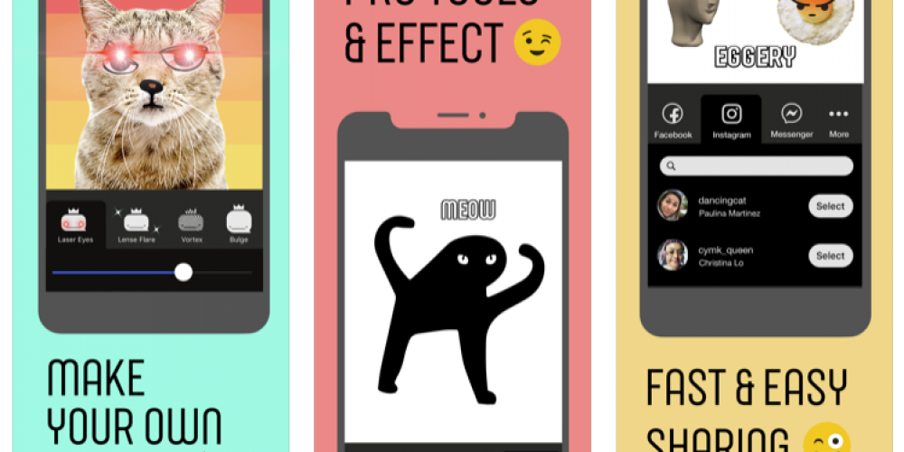 Facebook Has Launched Another Teen Focused App, This Time to Make Memes