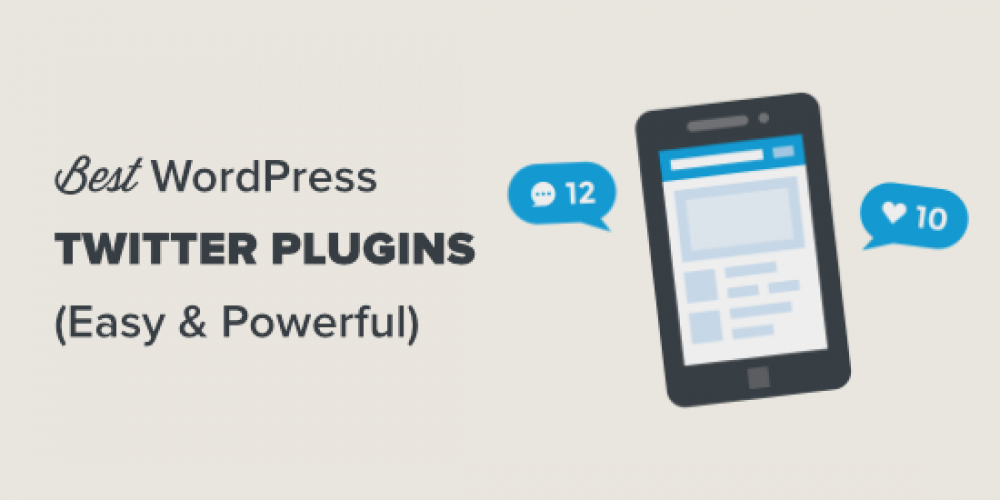 7 Best Twitter Plugins for WordPress in 2020 (Compared)